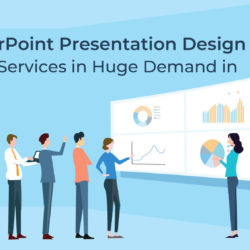 PowerPoint Presentation Design - Top 6 Services in Huge Demand in 2020